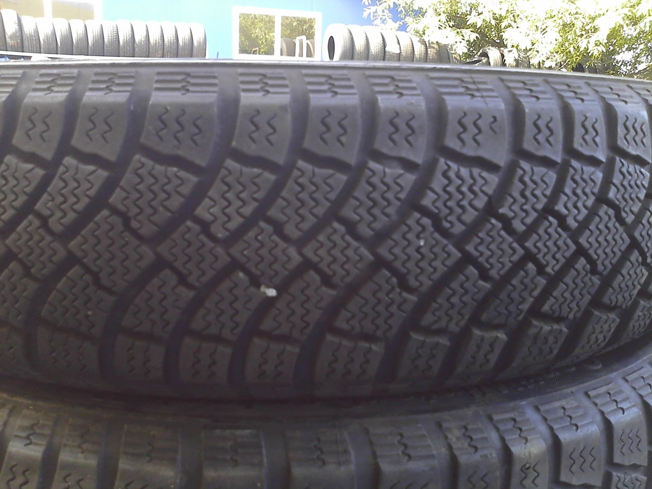 135/70 R15 CONTINENTAL CONTI WINTER CONTACT TS760 70T 6мм