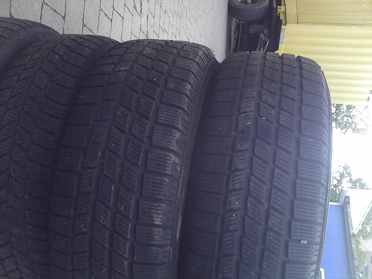 205/65 R15 PIRELLI WINTER 190 SNOW SPORT 94T 5мм