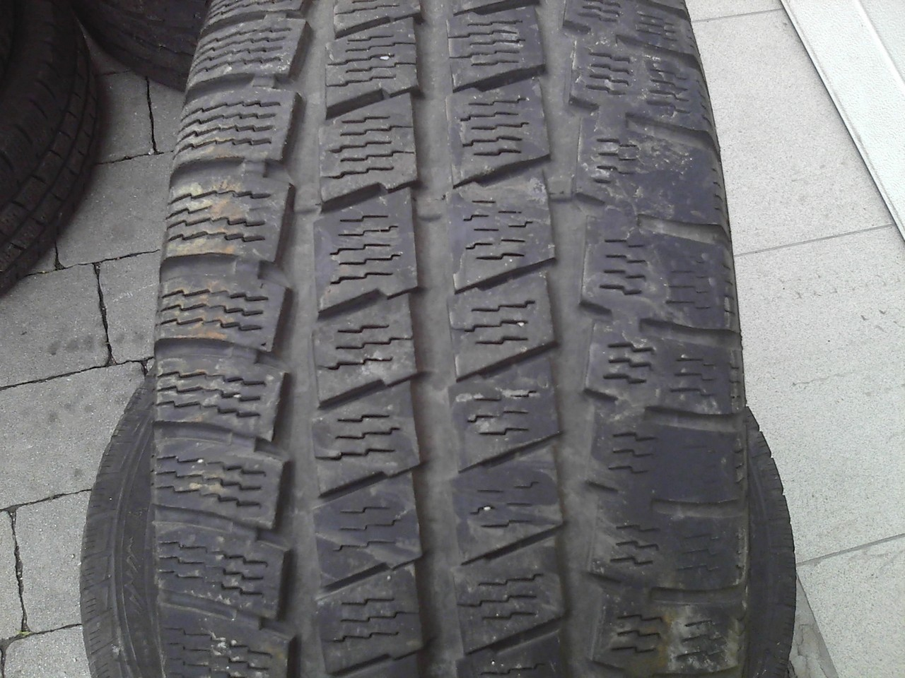 235/65 R16C POINTS WINTERSTAR 3 115/112S 5мм