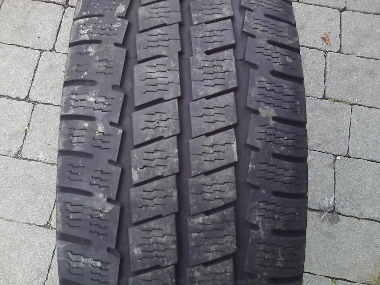 225/70 R15C POINTS WINTERSTAR 3 112/110P 6мм