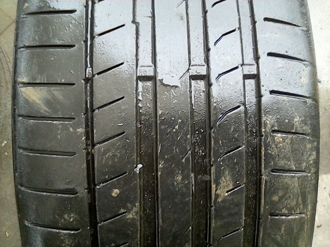 255/35 R19 CONTINENTAL CONTI SPORT CONTACT 5P 96Y 5мм