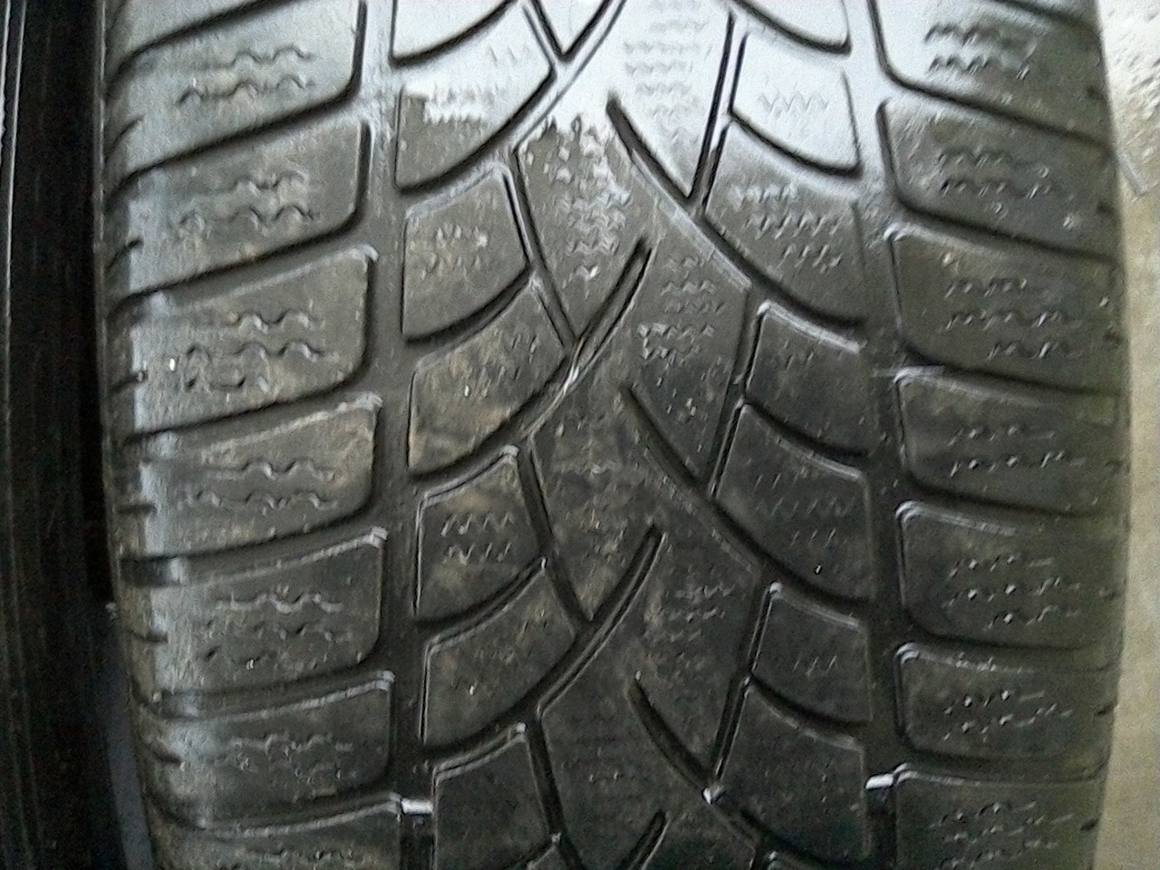 225/60 R17 DUNLOP SP WINTER SPORT 3D 99H 3мм
