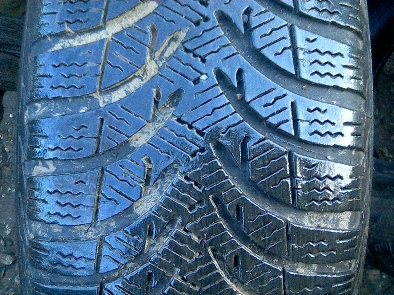 175/65 R14 MICHELIN ALPIN A4 82T 4мм