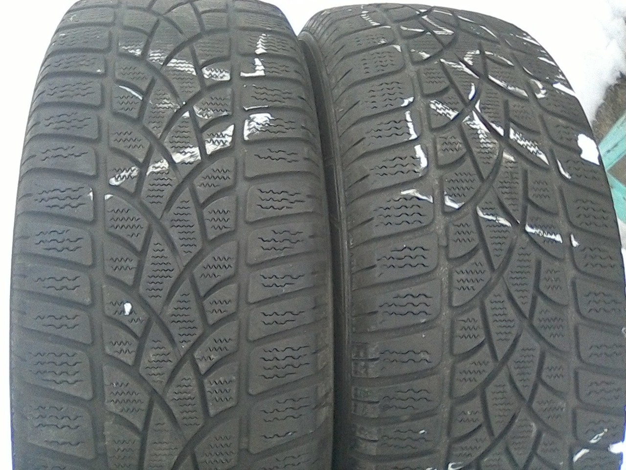 225/60 R17 DUNLOP SP WINTER SPORT 3D 99H 5мм