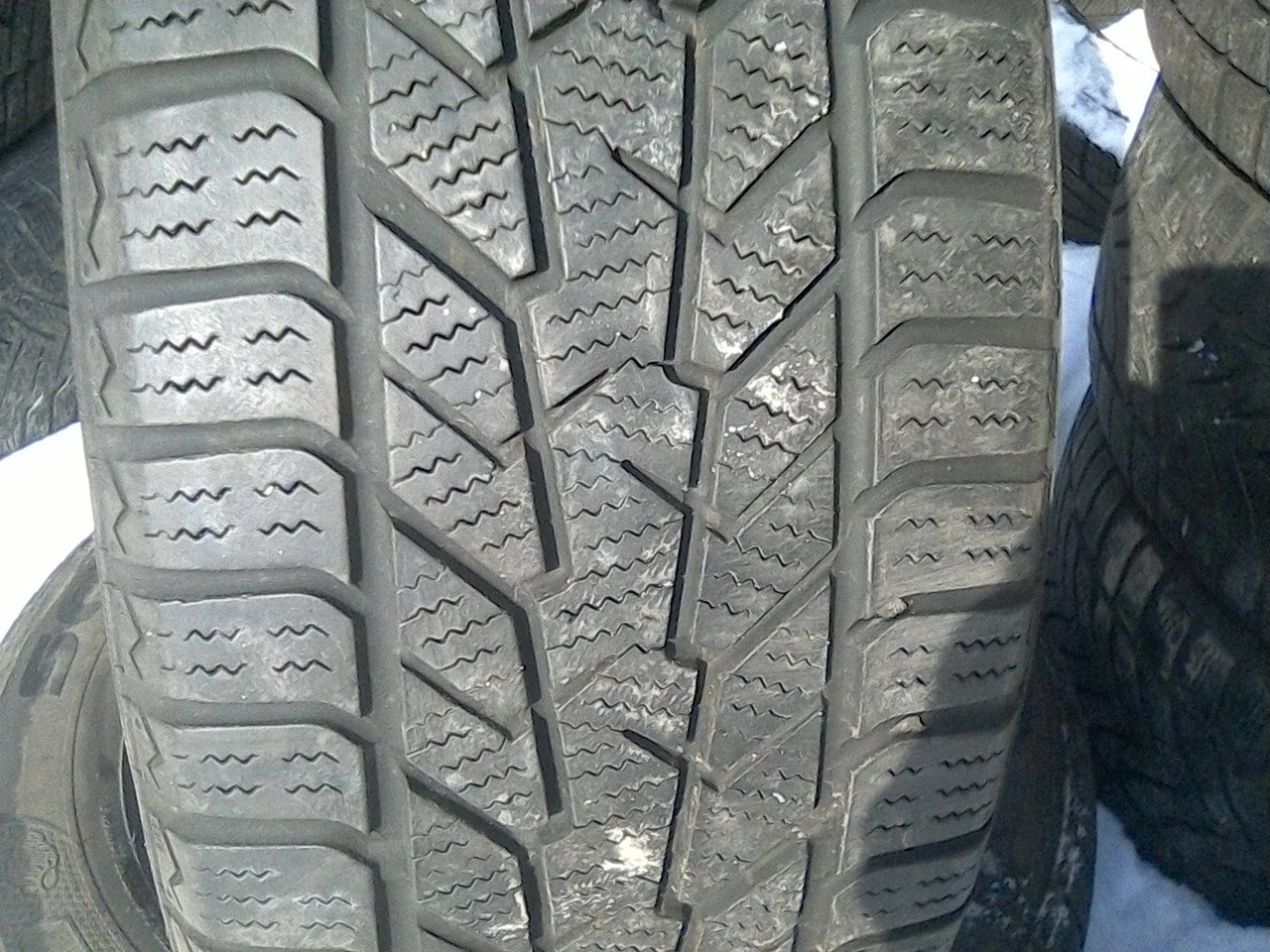 205/55 R16 POINTS WINTERSTAR 91H 6мм