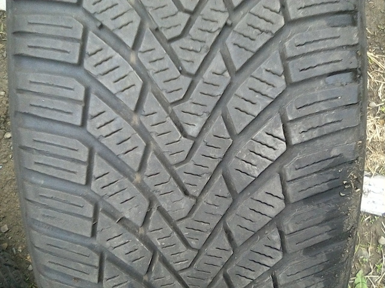 205/55 R16 CONTINENTAL CONTI WINTER CONTACT TS 850 91T 5мм