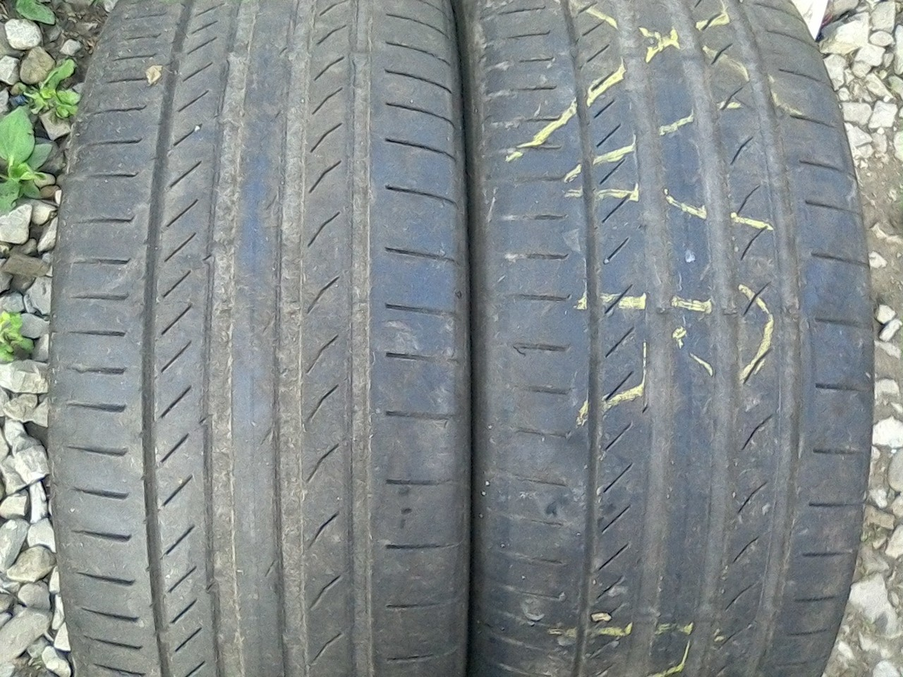 245/45 R19 CONTINENTAL CONTI SPORT CONTACT 5 102Y 5мм
