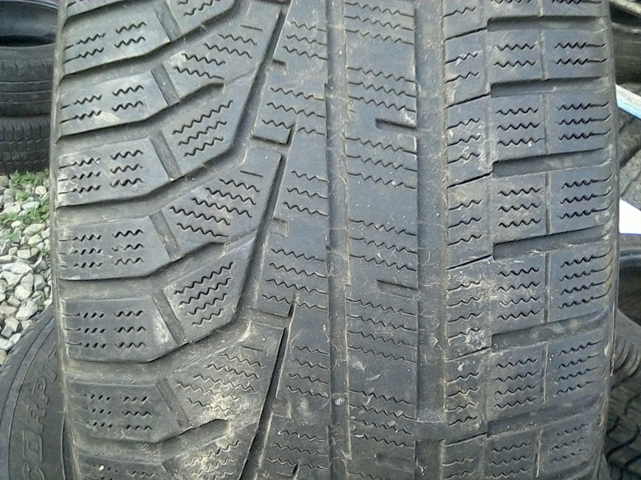 265/65 R17 HANKOOK WINTER I