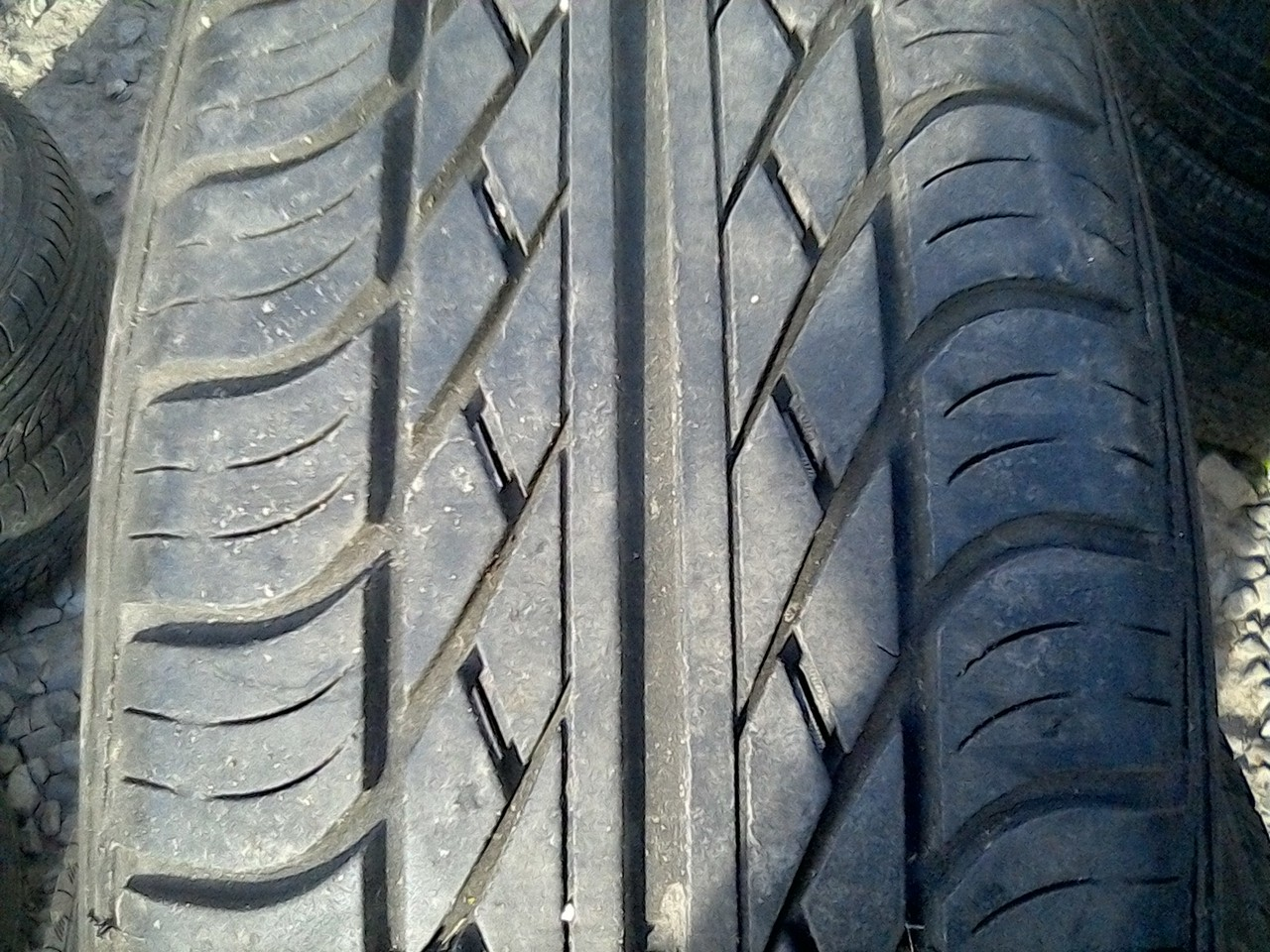 185/65 R15 HANKOOK OPTIMO K406 88H 6мм