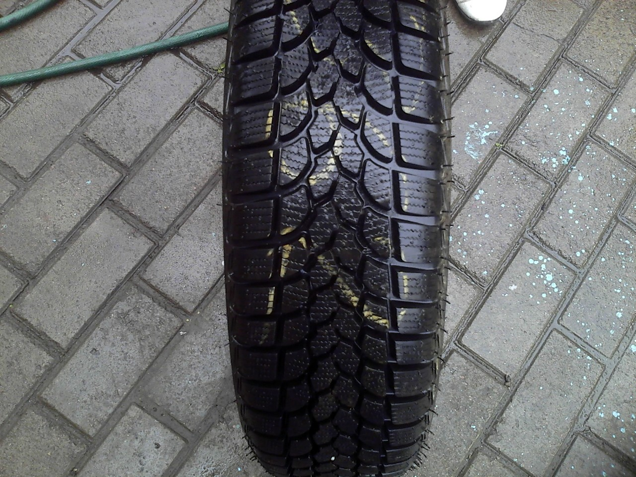 155/65 R14 FIRST WINTER 2 75T 7мм