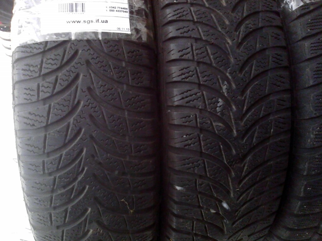 165/70 R14 GOODYEAR ULTRA GRIP 7 81T 4мм