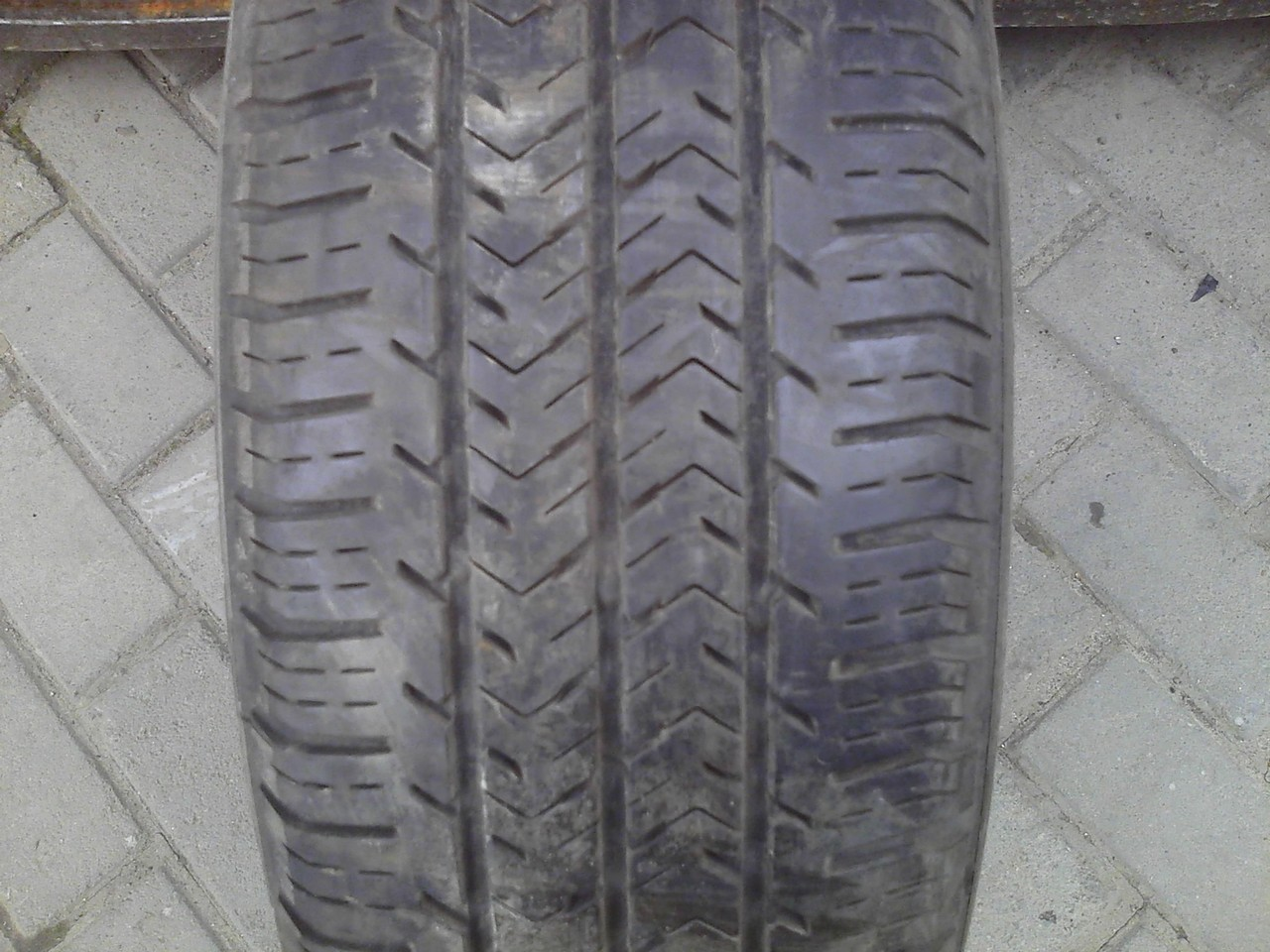 175/65 R14 MICHELIN AGILIS 41 86T 3мм
