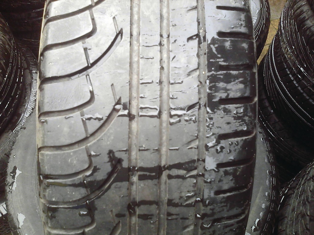 195/55 R16 MICHELIN PILOT PRIMACY 87V 4мм