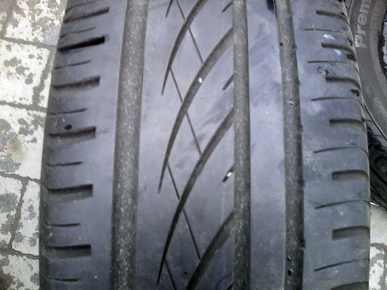 205/55 R16 CONTINENTAL PREMIUM CONTACT 91H 6мм