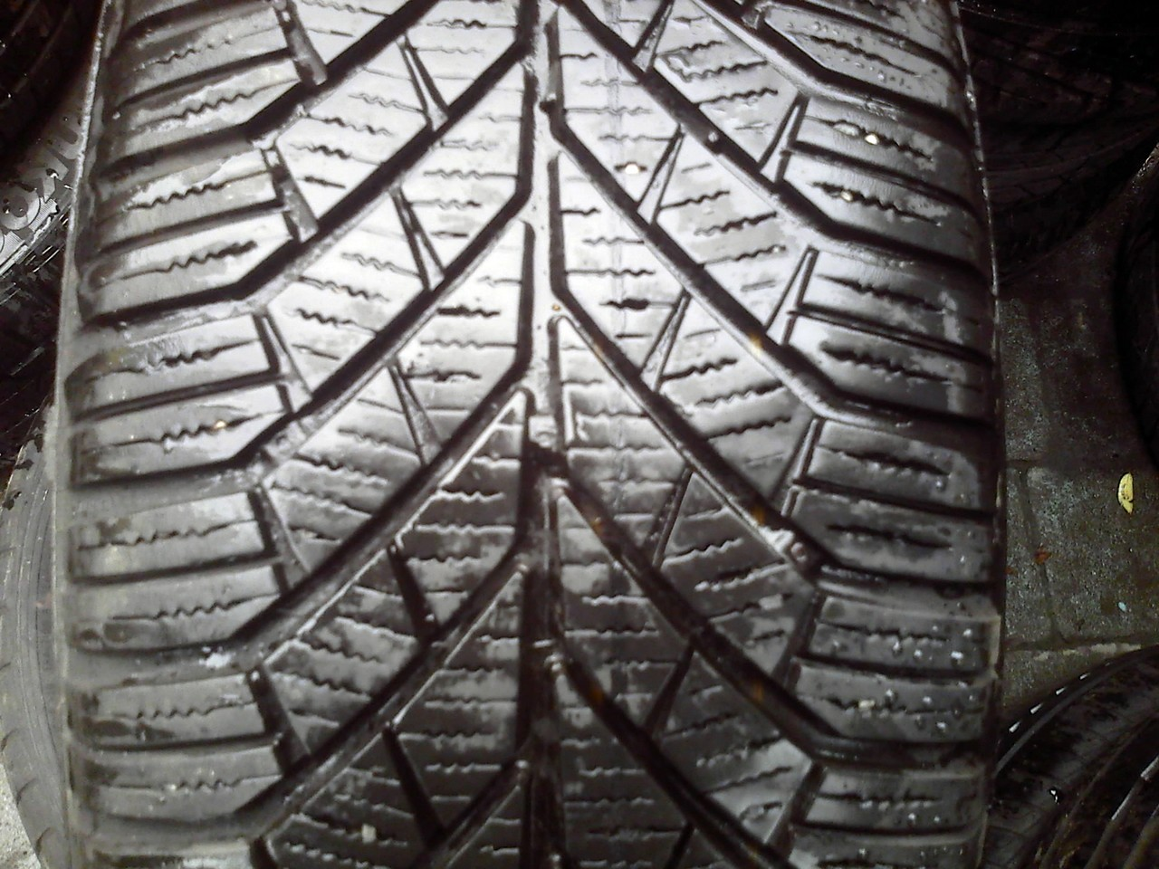 205/55 R16 CONTINENTAL CONTI WINTER CONTACT TS830 91H 5мм