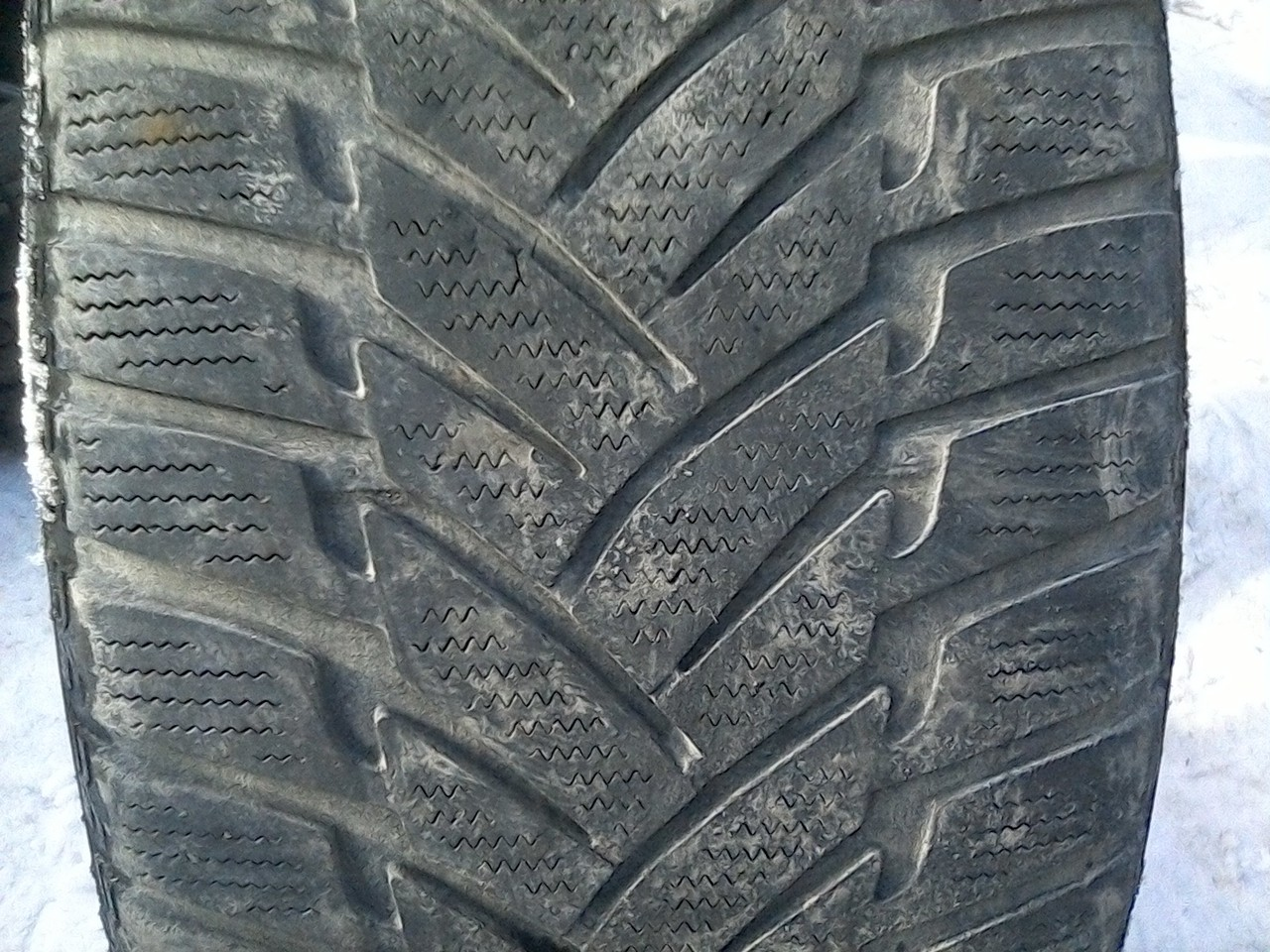 225/55 R16 DUNLOP SP WINTER SPORT M3 95H 4мм
