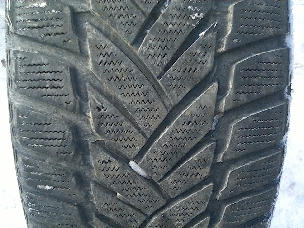 225/55 R16 DUNLOP SP WINTER SPORT M3 95H 6мм