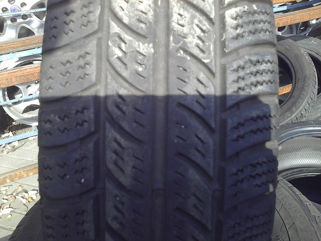 205/75 R16C CONTINENTAL VANCO WINTER 2 110/108R 4мм