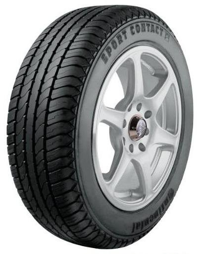 185/55 R14 CONTINENTAL SPORT CONTACT CH 90 79H