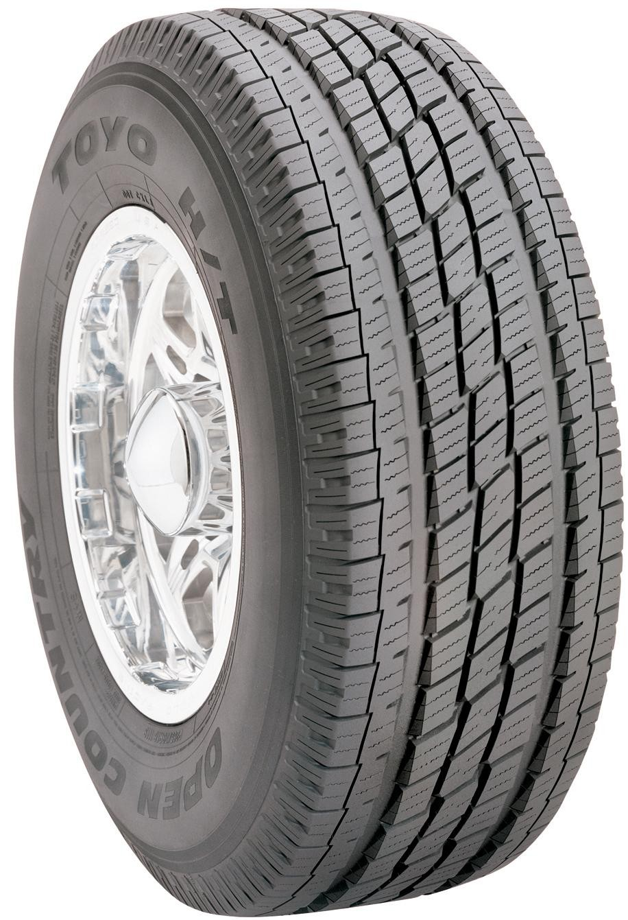 245/70 R16 TOYO OPEN COUNTRY H/T 107H