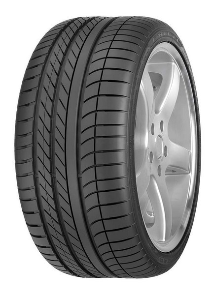 245/35 R20 GOODYEAR EAGLE F1 ASYMMETRIC 95Y