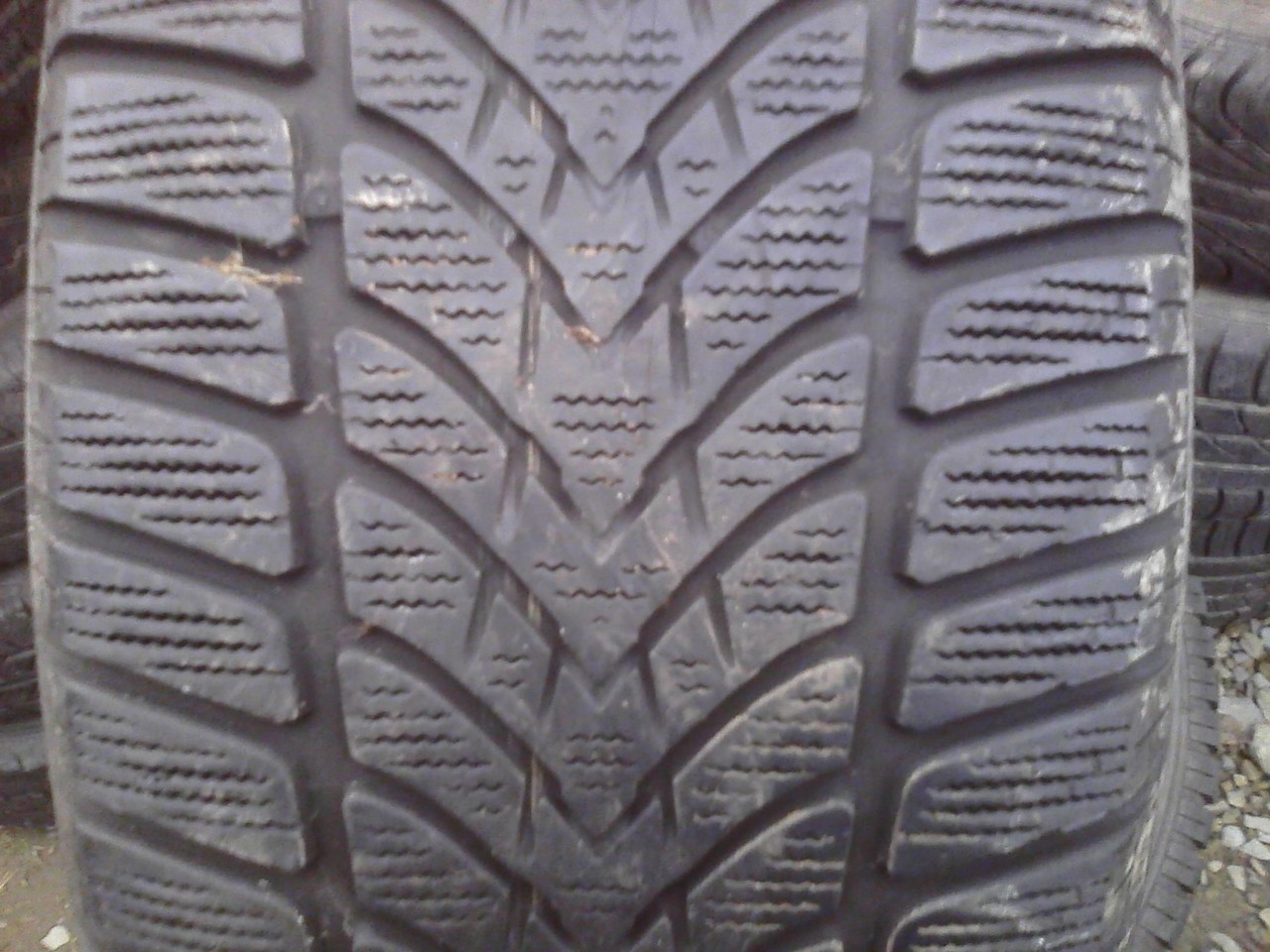 225/55 R16 DUNLOP SP WINTER SPORT 4D 99H 5мм