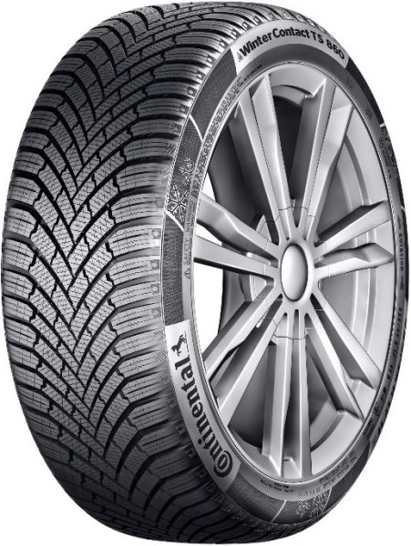 215/55 R16 CONTINENTAL CONTIWINTERCONTACT TS-860 93H