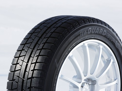255/35 R19 YOKOHAMA ICE GUARD IG50+ 96Y