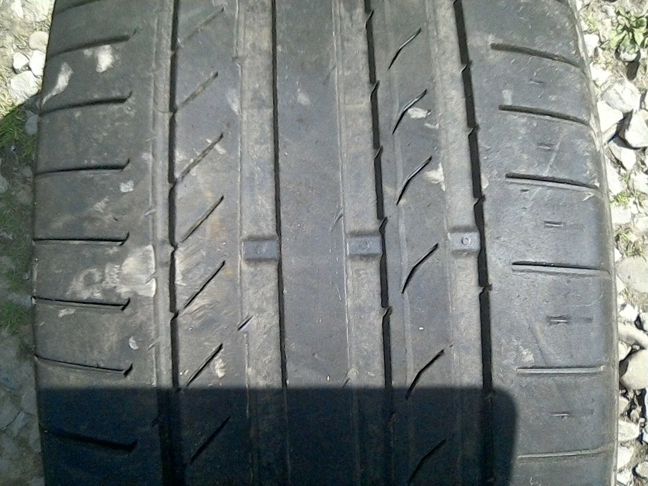 245/45 R18 CONTINENTAL CONTI SPORT CONTACT 5 100Y 4мм